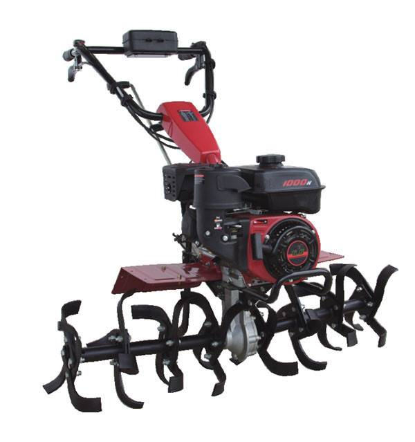 Gasoline Tiller with 168FB-2 engines with high quality