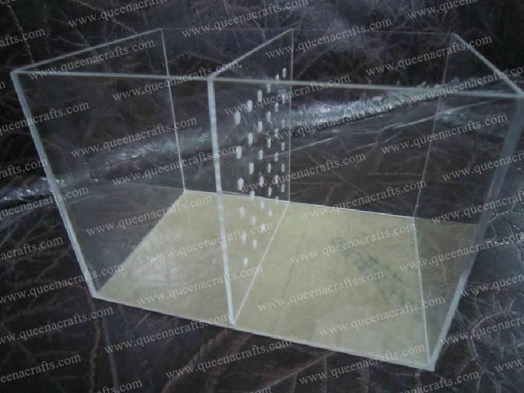 FT (12)-1 transparent acrylic fish tank
