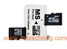 sell MicroSD to Memory Stick Pro Duo Adapter
