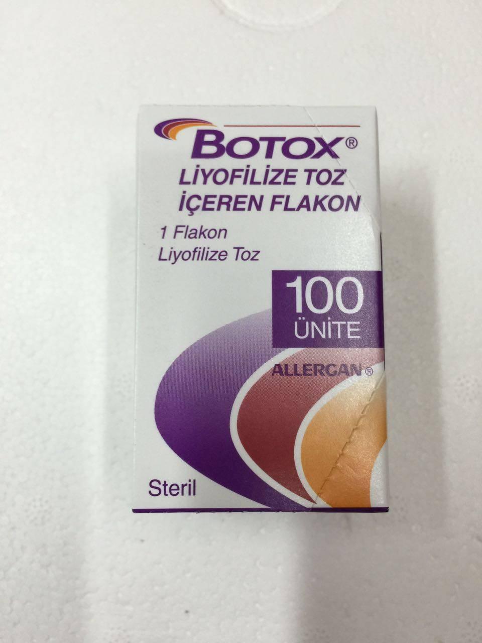 Botox Allergan 100 iu