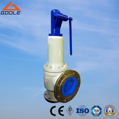 A44 Spring loaded Full Lift safety relief valve