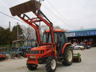 Korea Used Agricultural Equipment