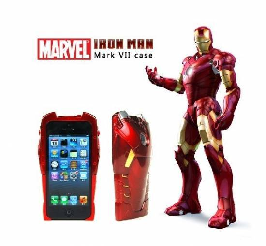 Iron Man VII Armor iPhone5 Case