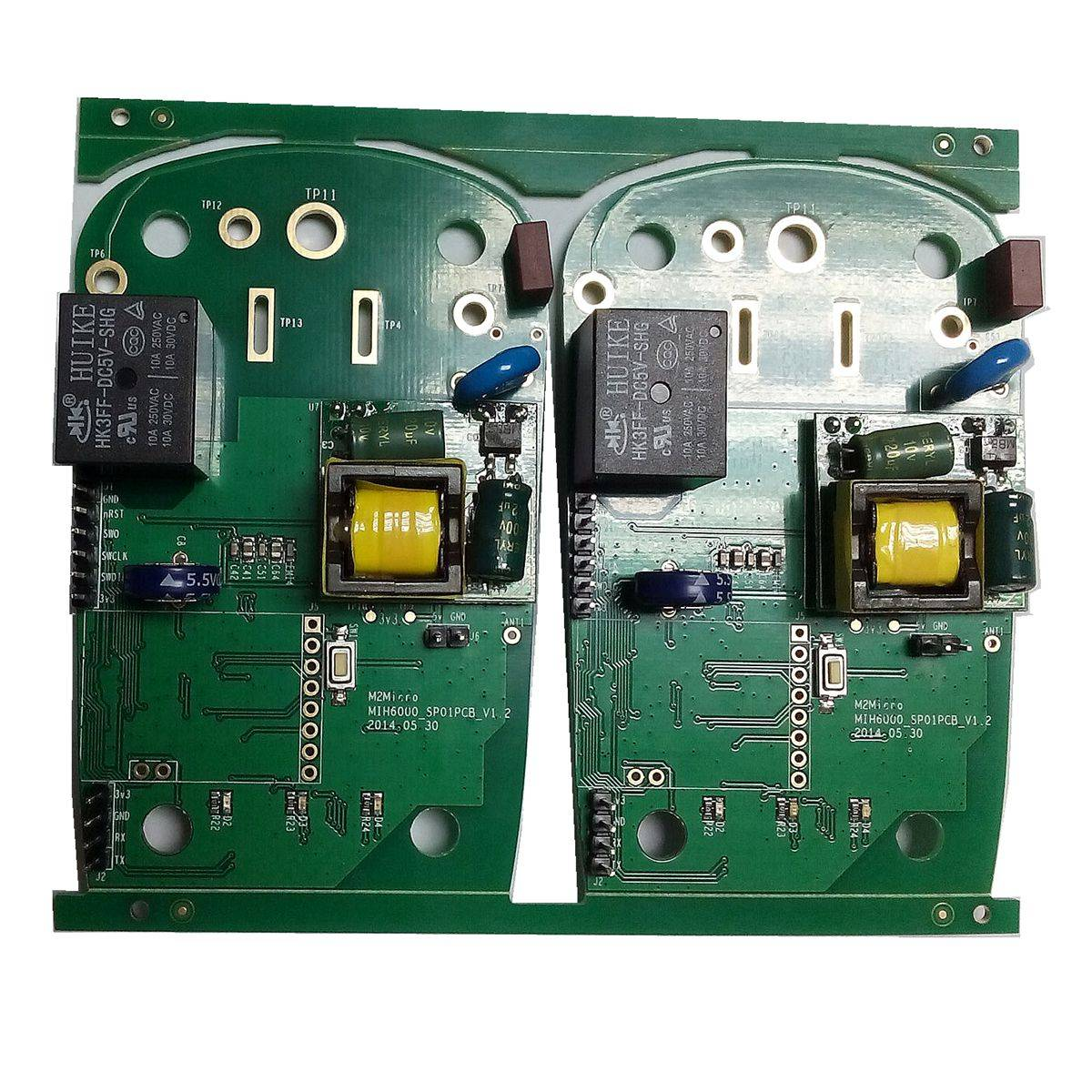 0.8mm PCBA Board Thickness PCB Assembly