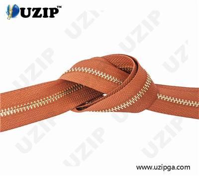 continuous zipper