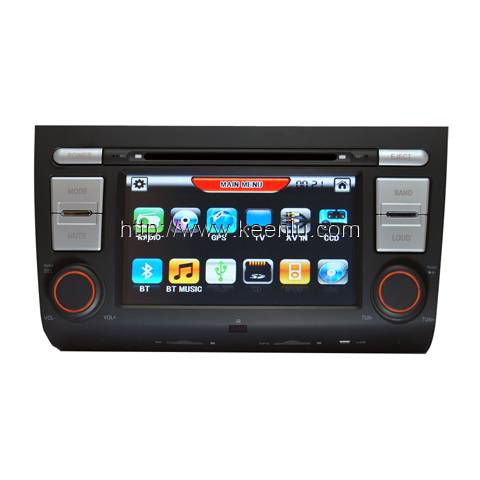 All-in-one Special Car DVD Player For Suzuki Swift