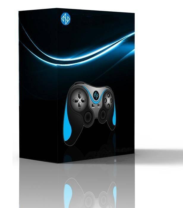 Bluetooth gamepad