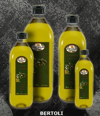 Selling extra virgin olive oil