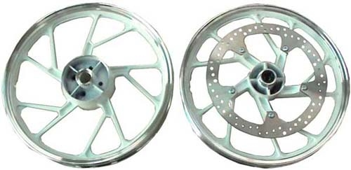 offer motorcycle wheels