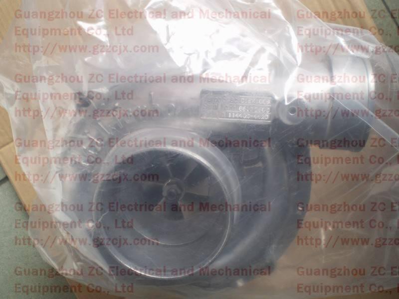 Hitachi/ Isuzu 6HK1 turbocharger