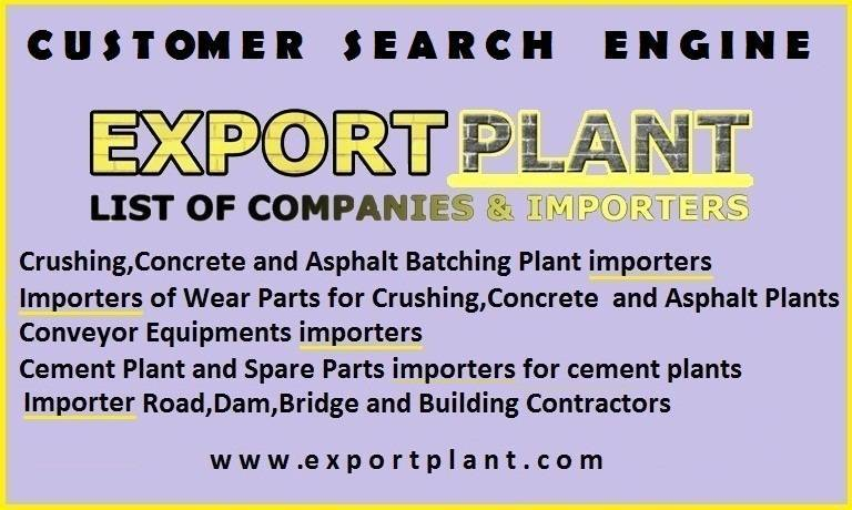 Wear and Spare Parts for Crushers