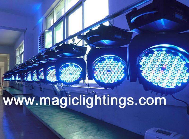 RGB 108pcs(1W/3W) LED high power moving head light (MagicLite) M-A045