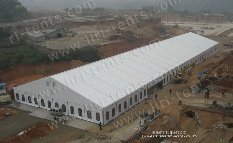 Large Event Tent For Sale 30 x 180m Trade Show Tent and Fair