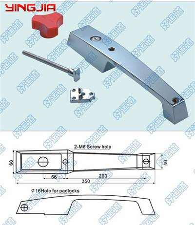 Specialize in supplying the refrigerator latch