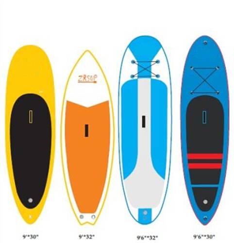 custom surfing boards China OEM soft boards/12'6inflatable boards