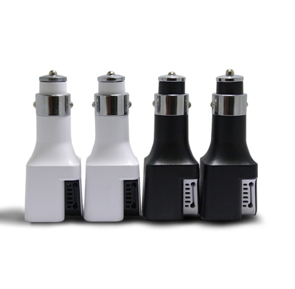 USB 2.0 in-car chargers
