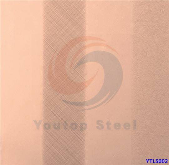 201 0.4-2.5mm Laser stainless steel sheet