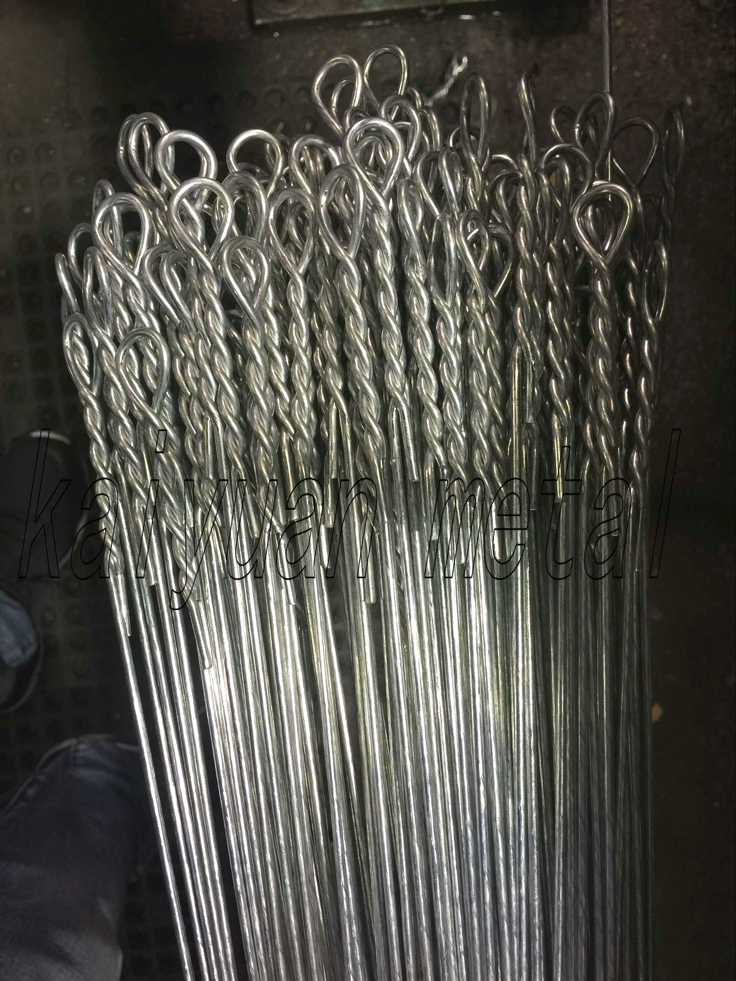 high quality single loop bale ties for packing
