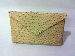 Post Clutch Bag