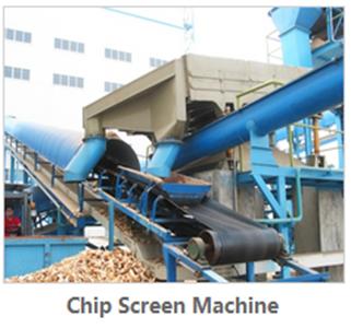 Chip Screen Machine
