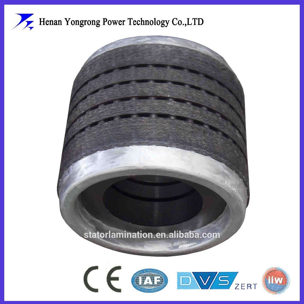 80-355 explosion-proof electric motor rotor stator laminated core