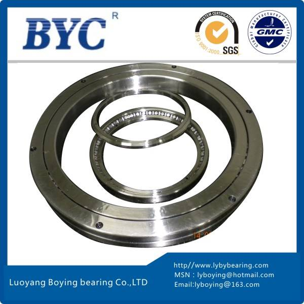 CRBH25025 A crossed roller bearing used for Robotic arm