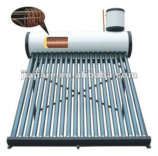 China supplier pre-heated solar water heater