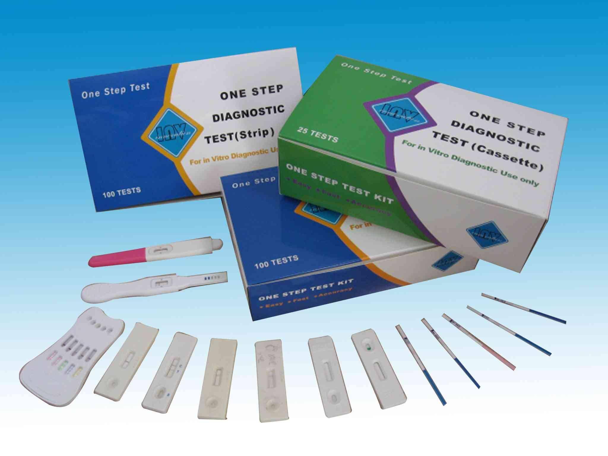 diagnostic test device hcv test cassette