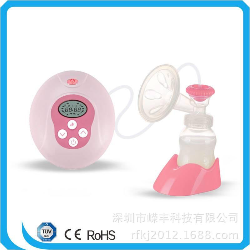 BPA free LCD display electric breast pump EP10