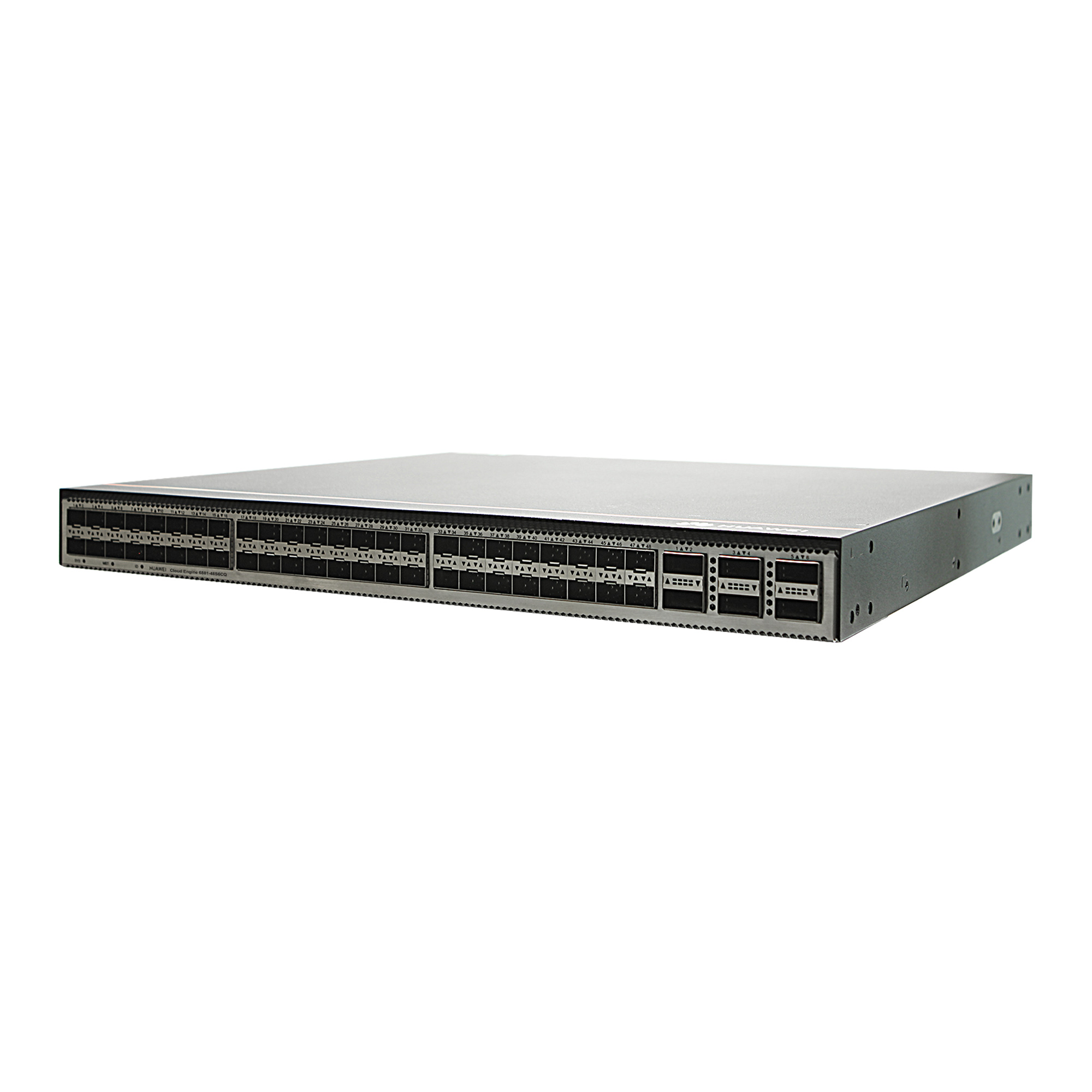CE6881-48S6CQ Switches Networking4810GE SFP+, 6100G QSFP28, Without Power Fan