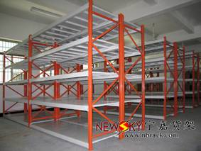 Type B Medium-duty Racking Medium Duty Shelf Certified by CE TUV ISO IQNet