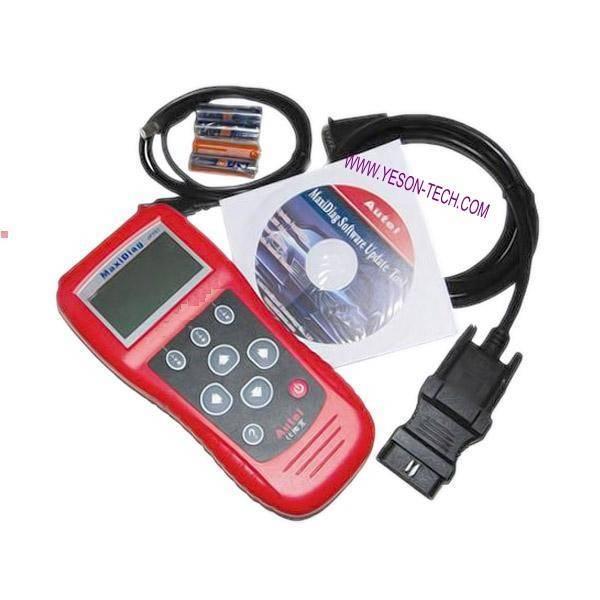 US703 Code Scanner Reader for GM,Ford,Chysler