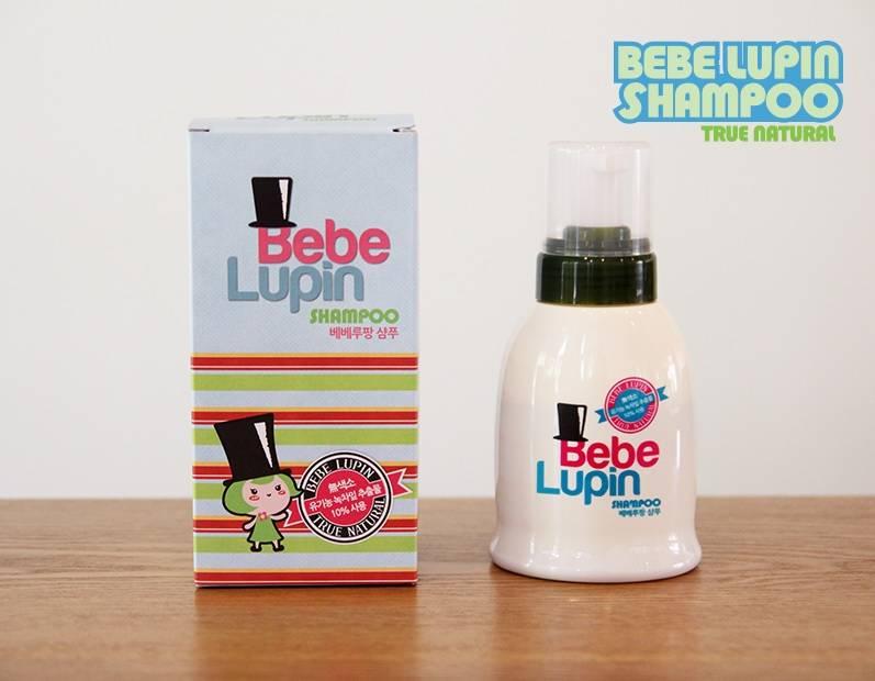 Bebelupin Shampoo