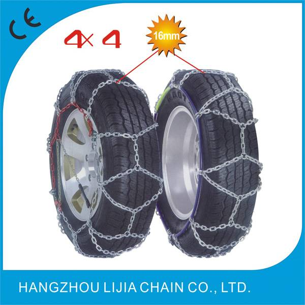 4WD RUBBER TIRE CHAINS