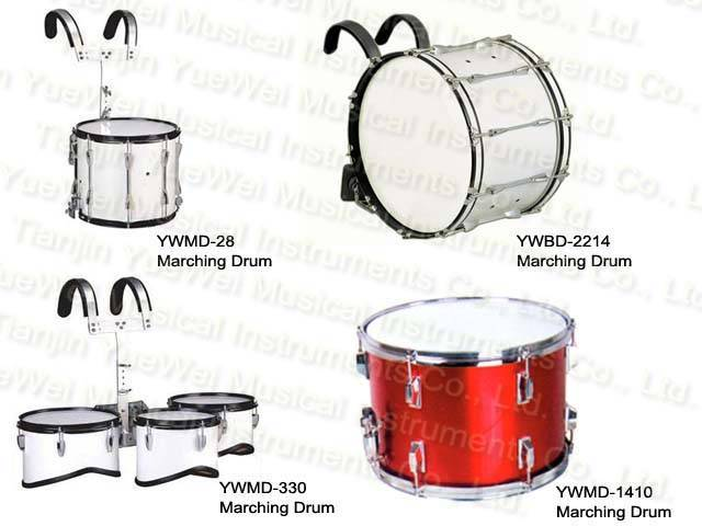 Marching Drum Percussion musical instrument