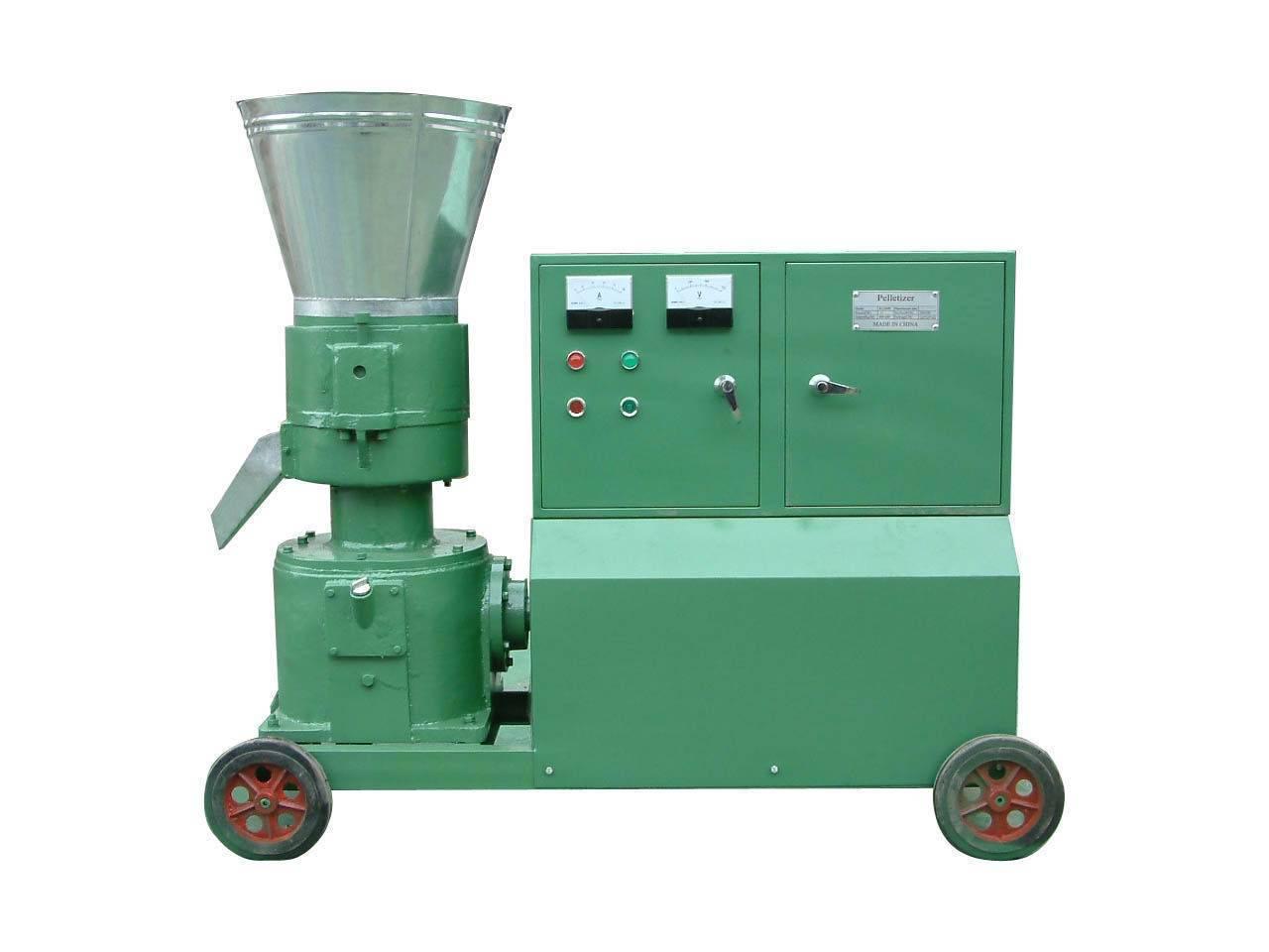ZLMP400 flat die pellet mill/Poultry feeder mill