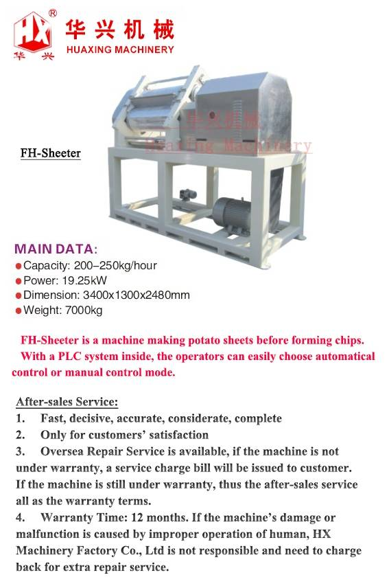 FH-Sheeter