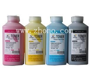 Konica Minolta 8050 Color Toner Powder
