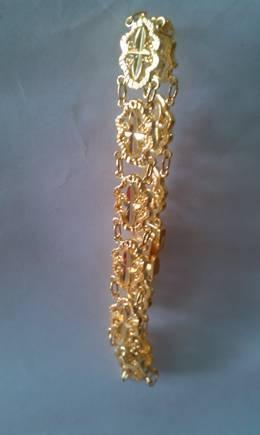18 K Gold Necklace,.Wholesale Fashion Jewelry