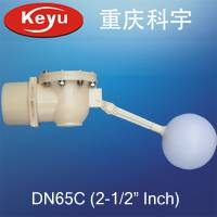 Offering DN65C 2-1/2 plastic float valve