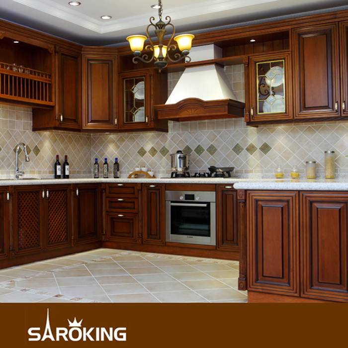Sell all kinds of customized kitchen cabinet