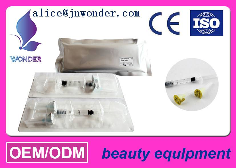 Medical Sodium Hyaluronate Gel For Surgery Injection Hyaluronic Acid Gel