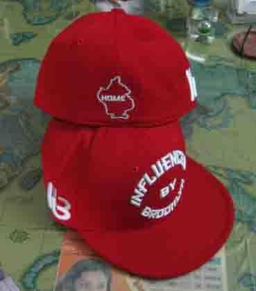 Wool Blend fabrics custom fitted hats