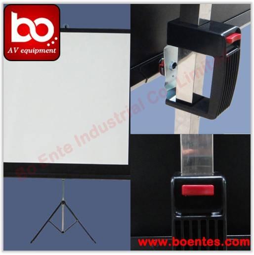 7070 inch Projector Tripod Screen (matte white)