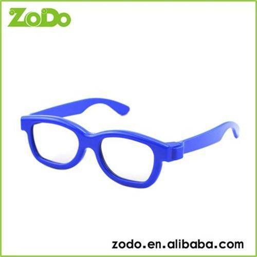 RealD polarized 3d glasses