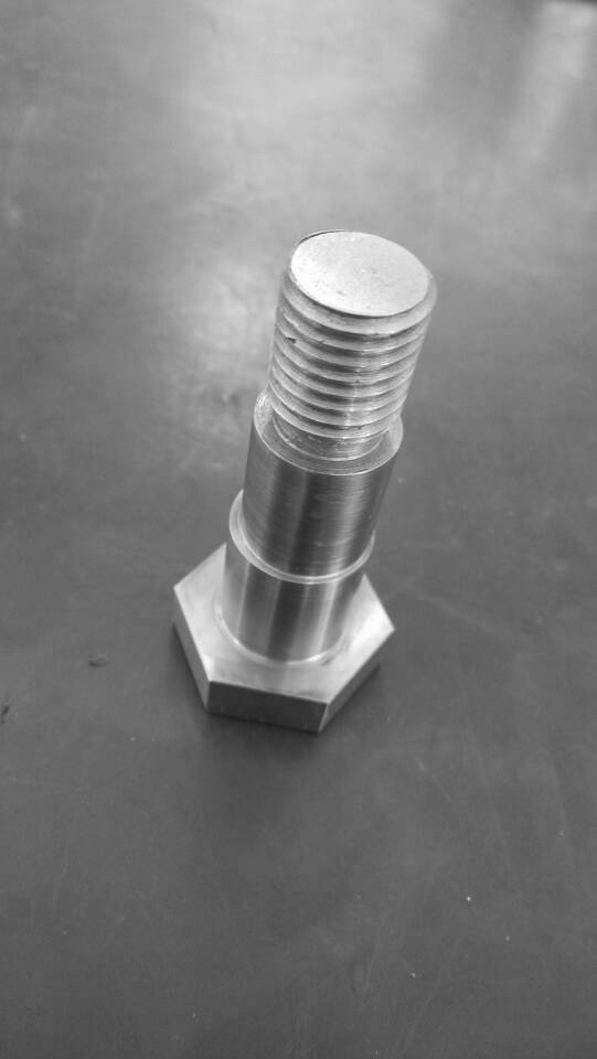Kunshan manufacturer supply high quality CNC machining stainless steel bushing and punch