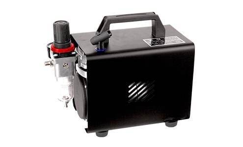Airbrush Hobby Mini Kompressor as-18A