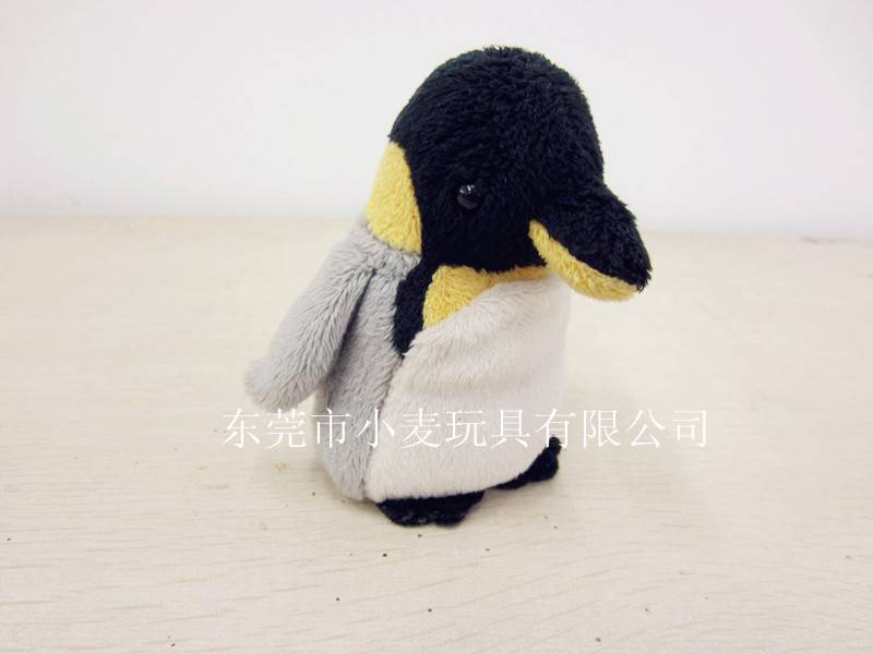 New Design Standing Penguine Soft Toy