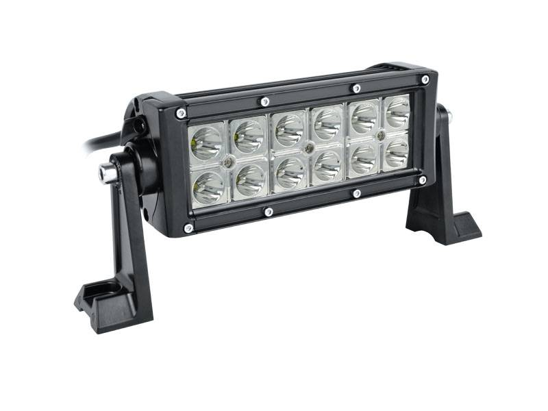 8 inch 36W Double Rows LED Light Bar FIA-BE236