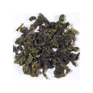 Formosa Wulong Green Jade Tea Leaves - Gourmet Oolong Teas
